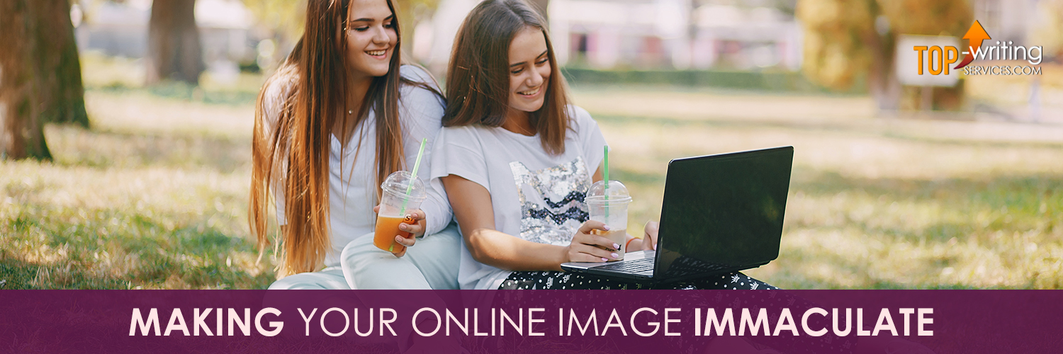 making-your-online-image-immaculate